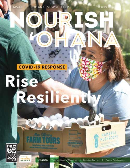 Nourish Our Ohana - Spring 2020